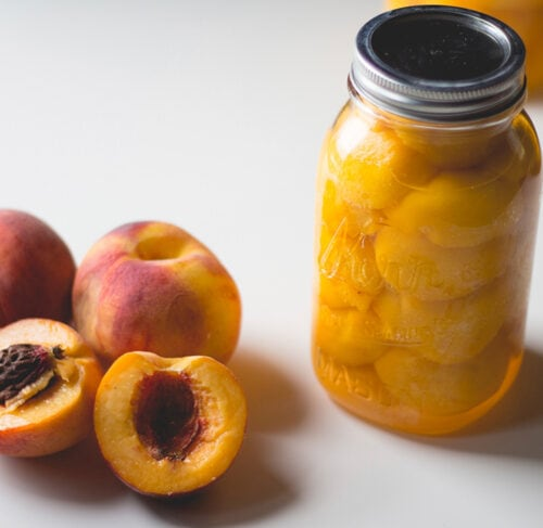 How to Can Peaches | Wyse Guide