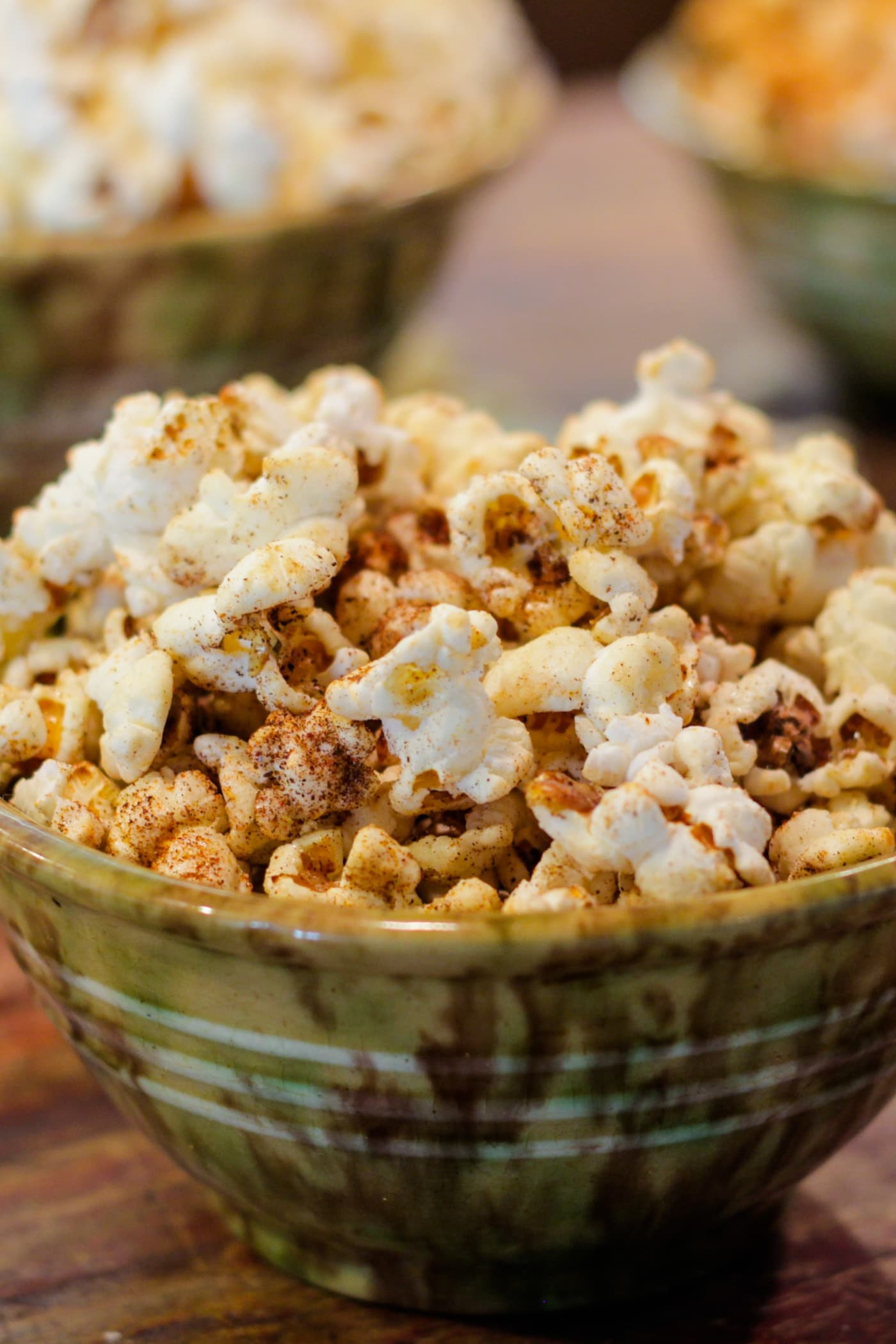 Kettle Corn Three Fall Flavors Wyse Guide