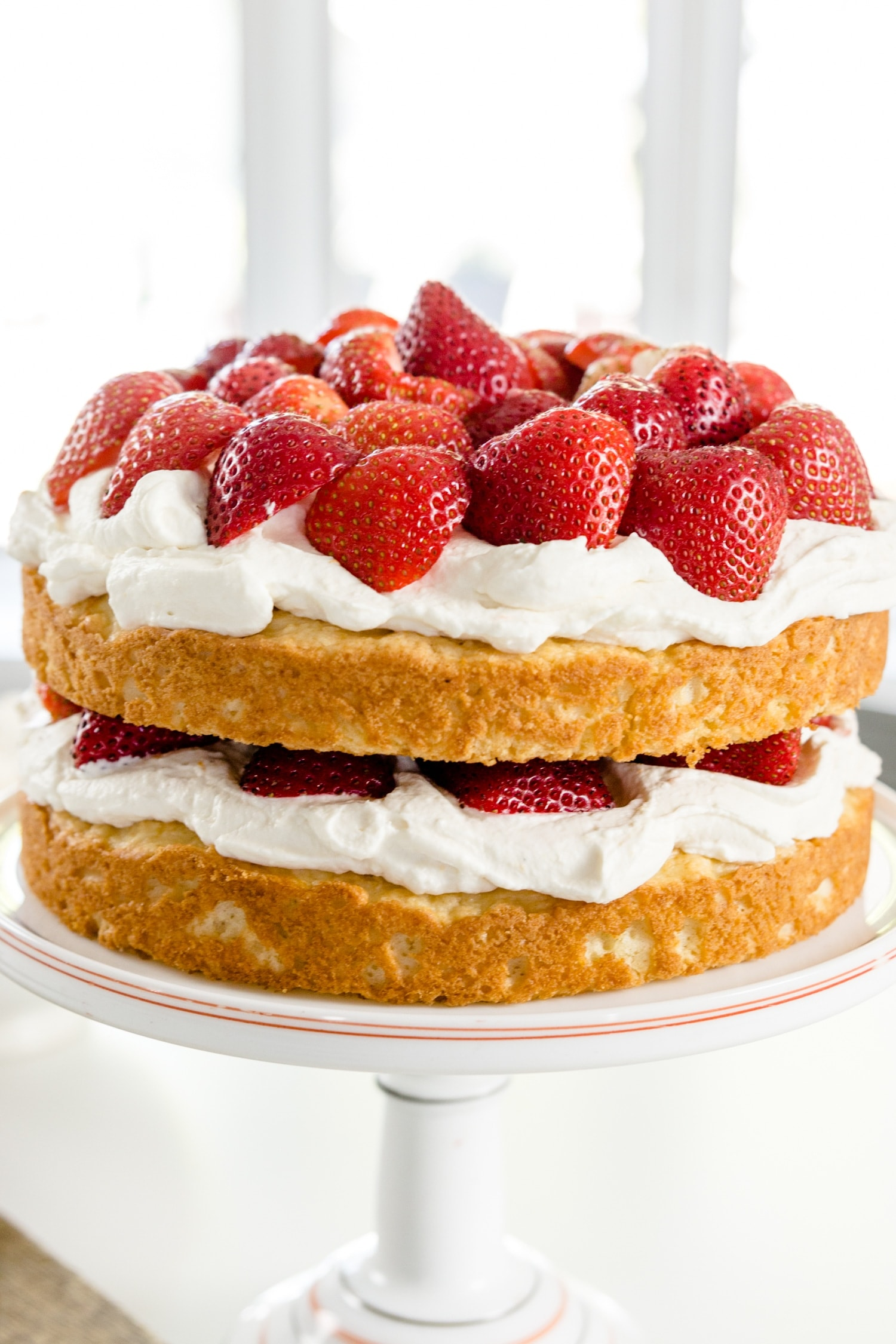 Strawberry Shortcake Cake Wyse Guide