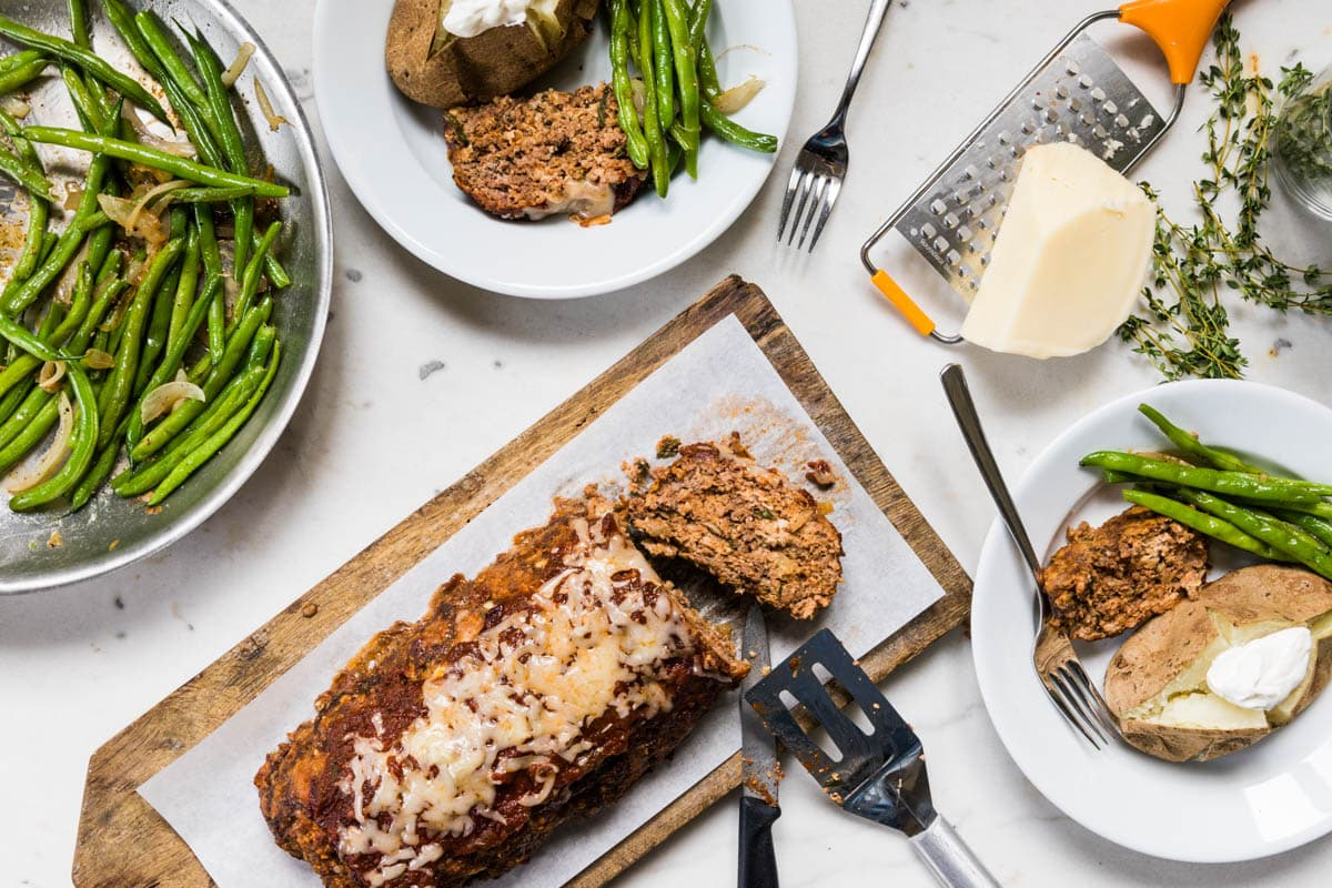 Jodi's Pizza Meatloaf   Wyse Guide